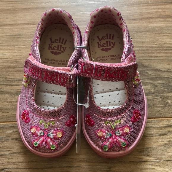 f04016c4d3129 Lelli Kelly Kids Shoes | New Lelli Kelly Beaded Mary Janes Girl Size ...